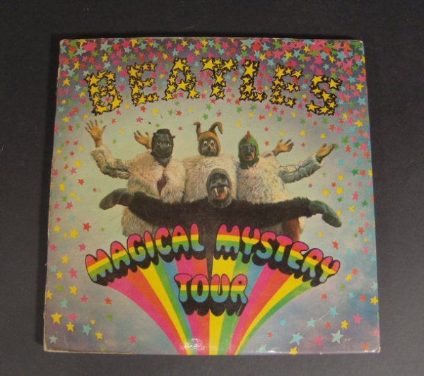 587: Beatles Magical Mystery Tour record book, publishe