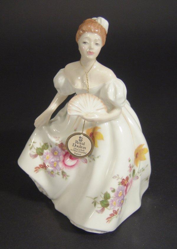 1208: Royal Doulton figurine 'Marilyn' HN3002, printed