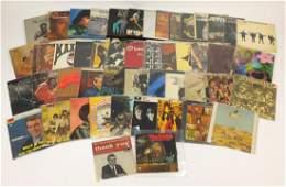 Vinyl LP's including The Beatles, Family, Bob Dylan,