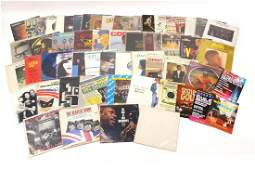 Vinyl LP's including The Beatles White Album with