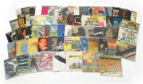 Vinyl LP's including The Incredible String Band, Led