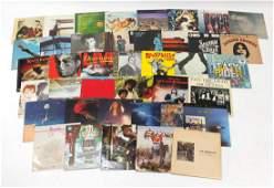 Vinyl LP's including Mowtown, Dire Straits, Jackson