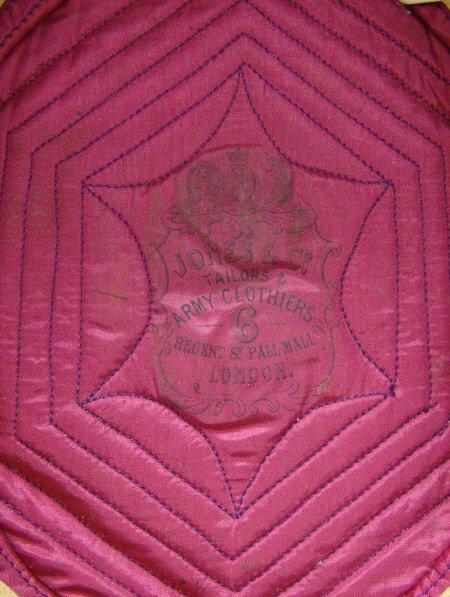 632: Victorian British military Officer's pillbox forag - 6
