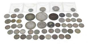 Antique and later British and world coinage including