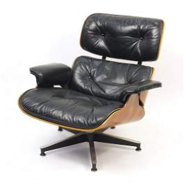 Charles & Ray Eames for Herman Miller, vintage rosewood