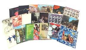 Vinyl LP's including Alice Cooper Billion Dollar Babies