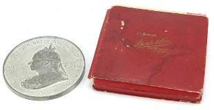 Queen Victoria Diamond Jubilee British Empire medal by