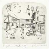Graham Clarke - For you Madame, artist's proof pencil