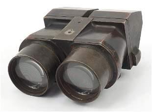 Pair of German military World War II Flak-F 10cm x 80
