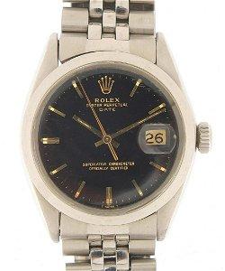 Rolex, gentlemen's Oysterdate Perpetual ...