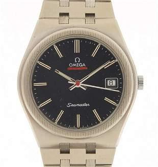 Omega, gentlemen's Seamaster automatic w...
