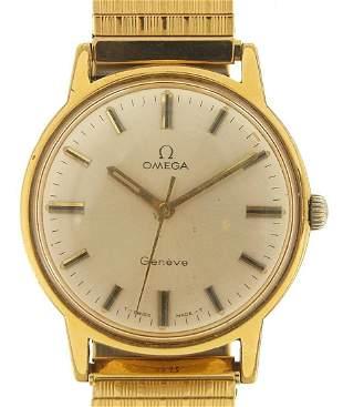 Omega, vintage gentlemen's automatic wri...