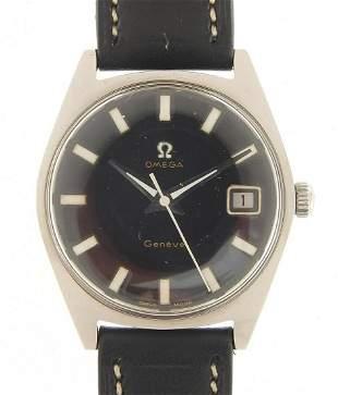 Omega, gentlemen's Geneve wristwatch wit...