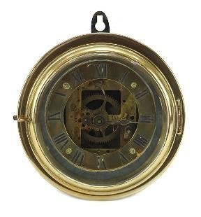 Seth Thomas, 19th century American ship ...