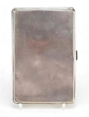 Padgett & Braham Ltd, Edwardian silver c...