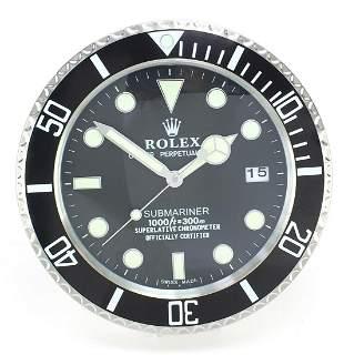 Rolex Submariner II design dealer's disp...