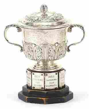 C S Harris & Sons Ltd, Victorian silver ...