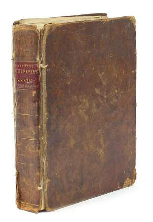 Culpeper's English Physician Complete He...