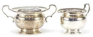 Goldsmiths & Silversmiths Co Ltd, silver...