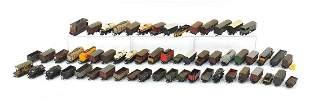 Collection of 00 gauge model railway adv...