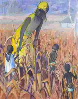 Sheelah Walker - Mother and children on ...