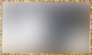 Rectangular gilt framed wall mirror with...