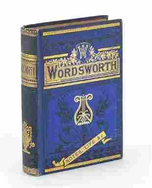 The Poetical Works of Wordsworth, hardba...