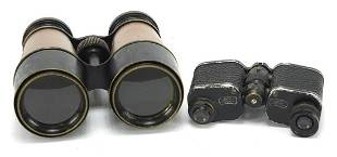 Two pairs of binoculars including Aero 6...