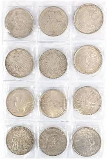 Album of world coins