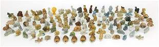 Large collection of Wade Whimsies includ...