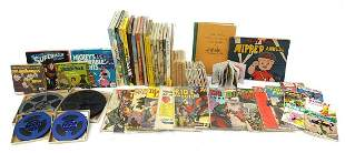 Vintage and later children's books and c...
