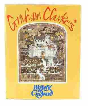 Graham Clarke History of England hardbac...