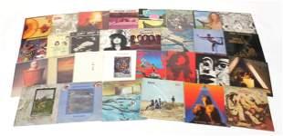 Vinyl LP's including The Incredible Stri...