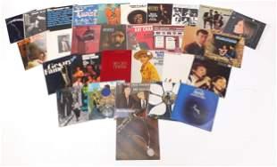 Vinyl LP's including Roy Harper, Charlie...