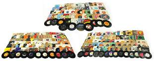 Collection of 45rpm singles including He...