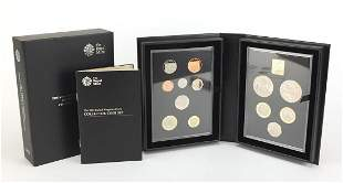 Elizabeth II 2015 proof collector coin s...