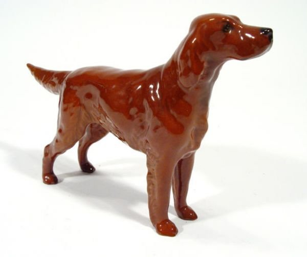 437: Hand painted Beswick CH 'Sugar of Wendover', facto