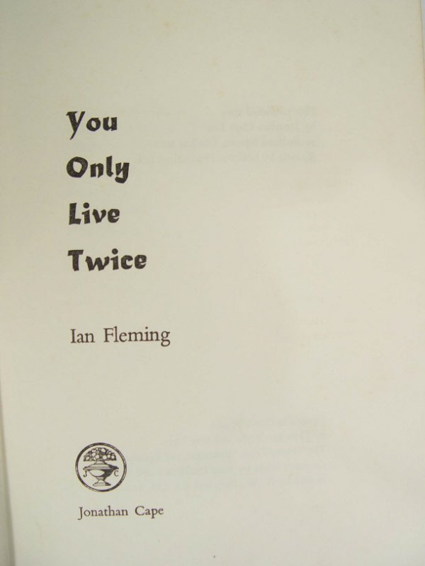 748: Ian Fleming - Thrilling Cities - first edition pub - 4