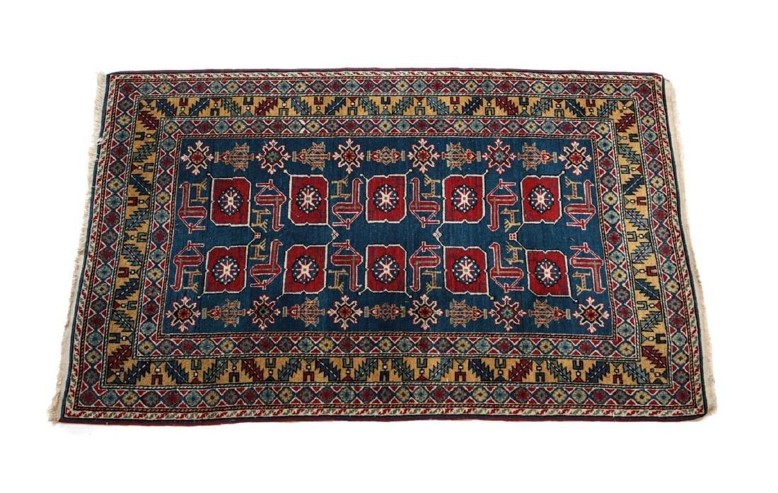 Persian Rug Wool Pile