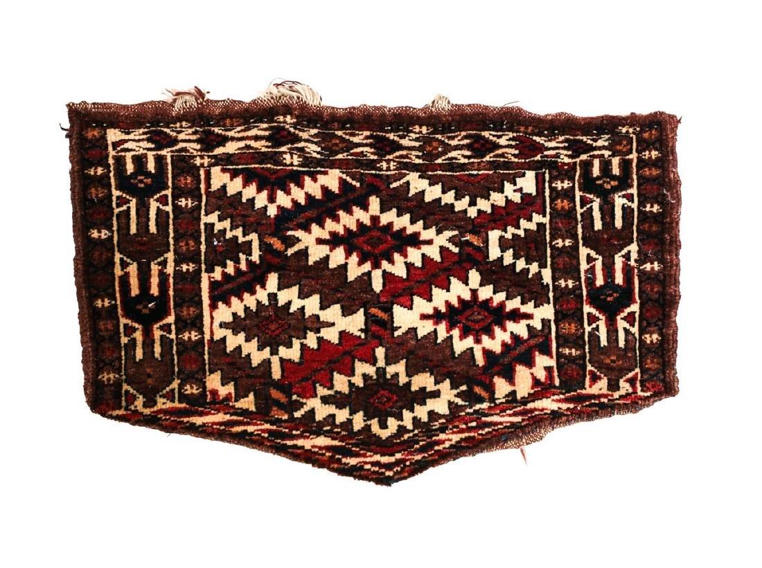 Turkemen  Bag Cover 19th C