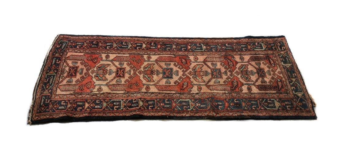Hamadan Wool Rug,  c1930