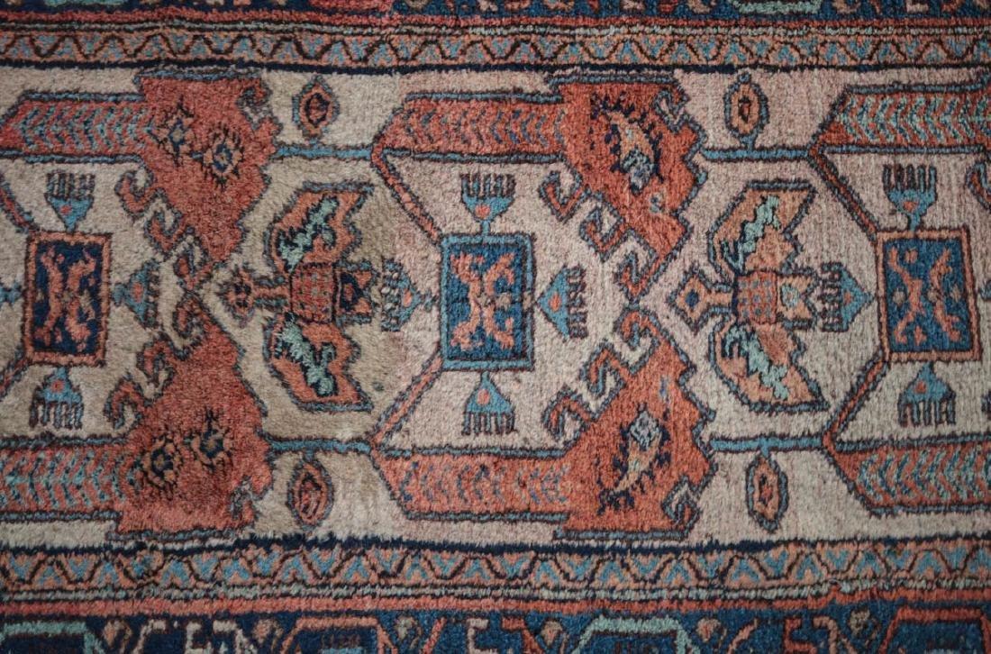 Hamadan Wool Rug,  c1930 - 4