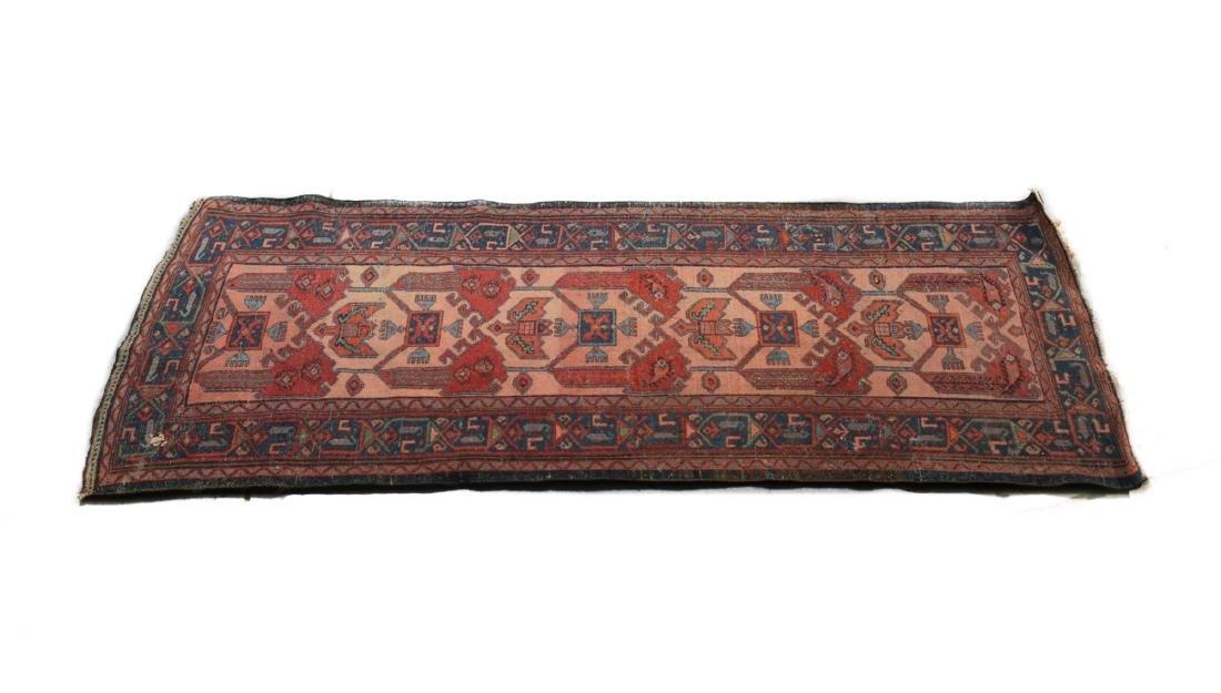 Hamadan Wool Rug,  c1930 - 5