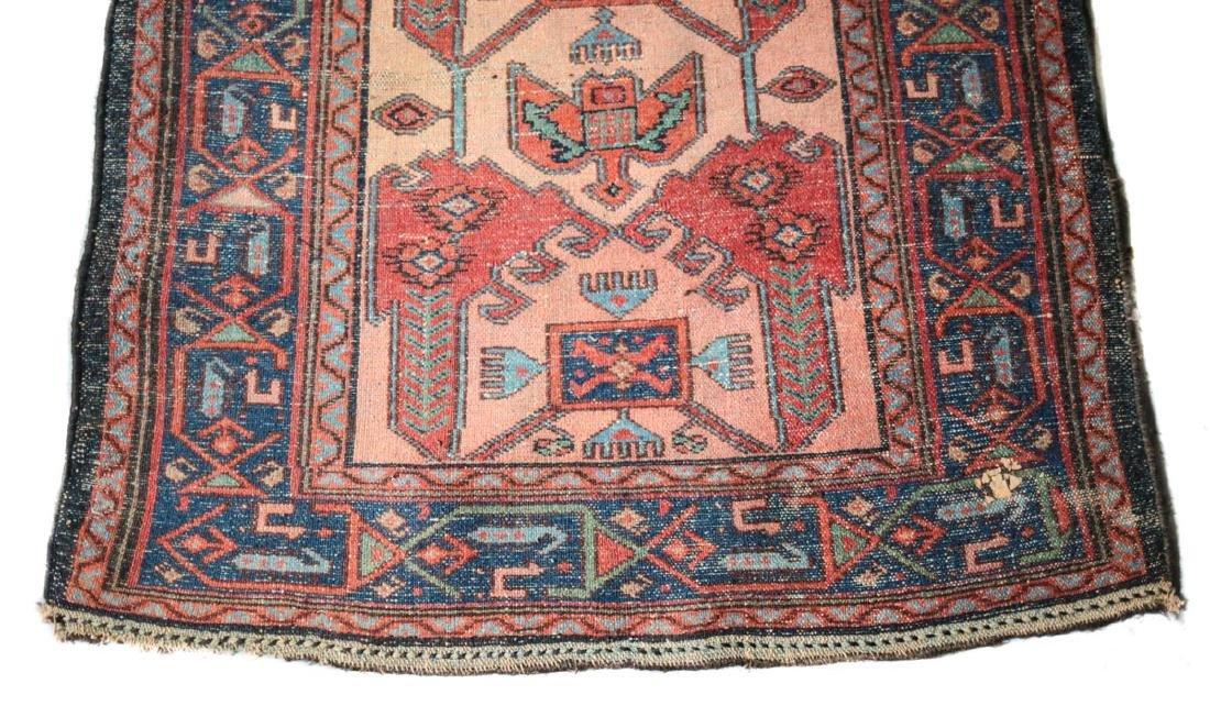 Hamadan Wool Rug,  c1930 - 6