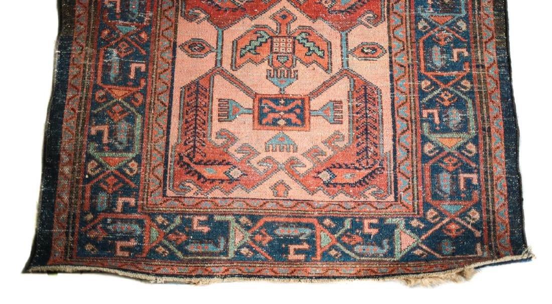 Hamadan Wool Rug,  c1930 - 7