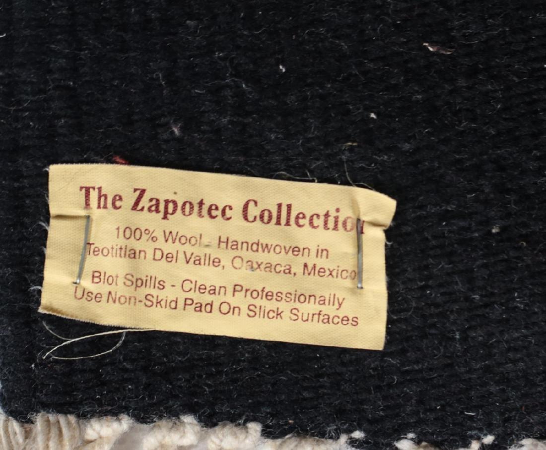 Kilim Wool Cross Rug, c1980 - 6