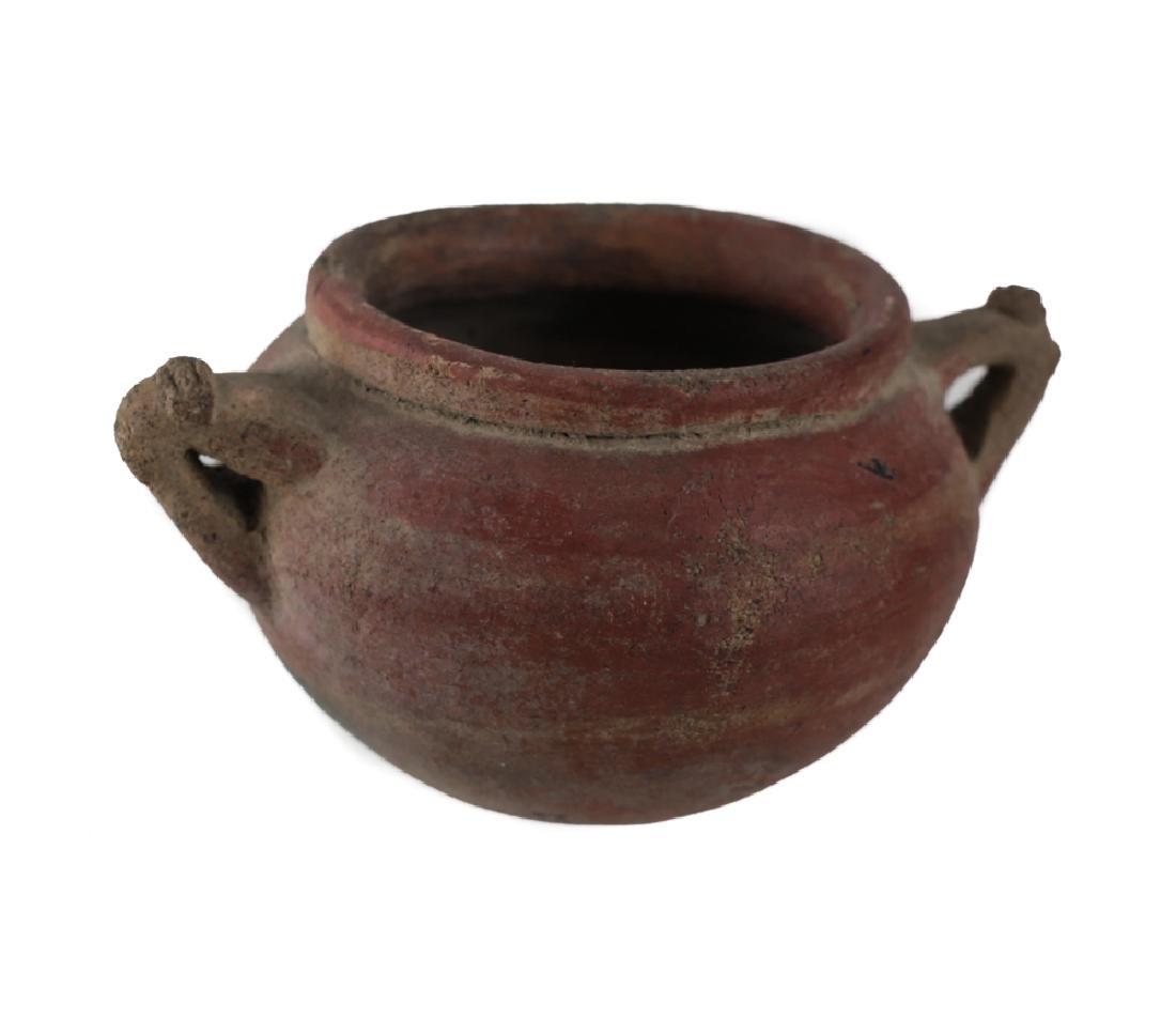 Precolumbian Panama Pottery OLLA