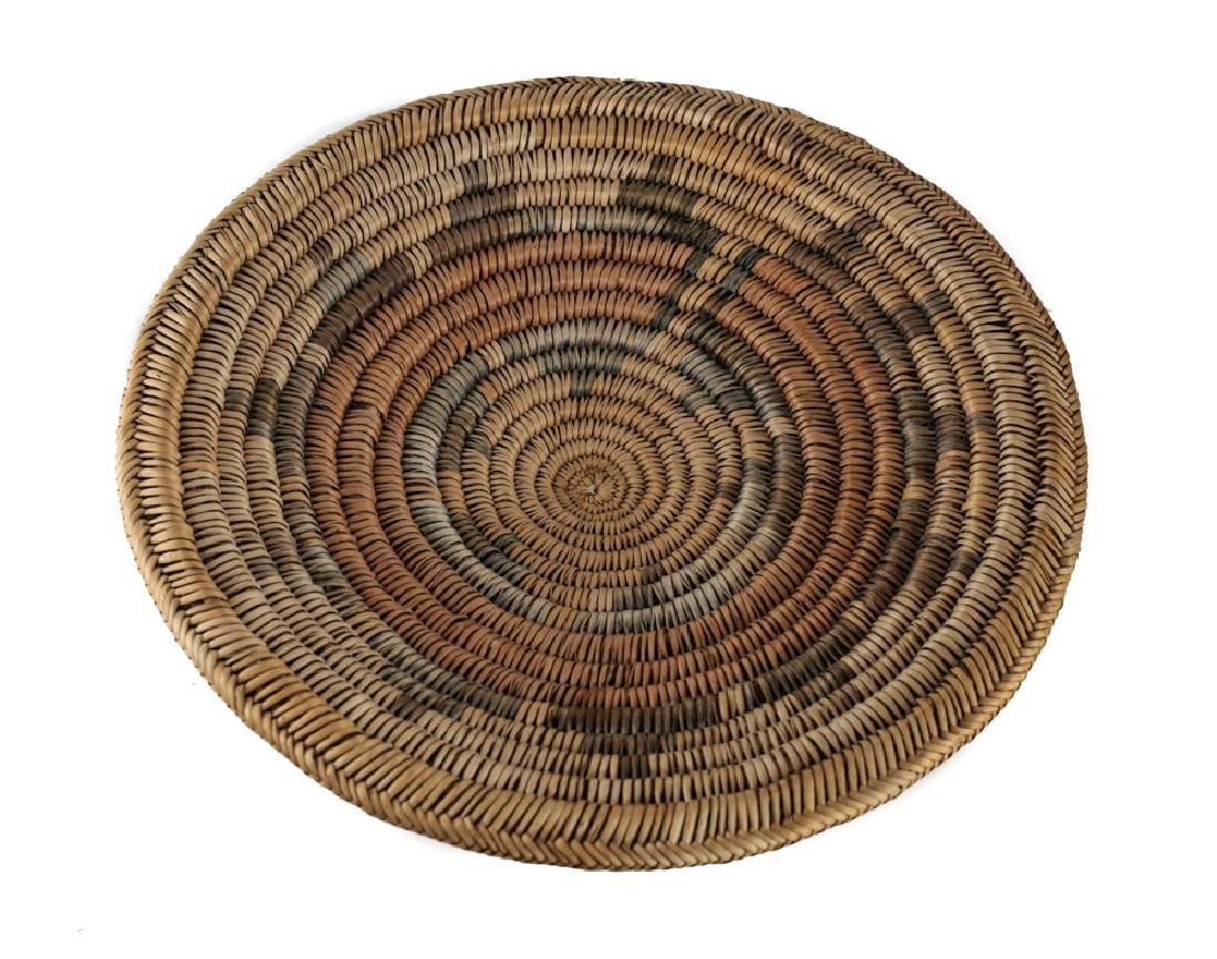 Native American NAVAJO Ts'aa Ceremonial Basket