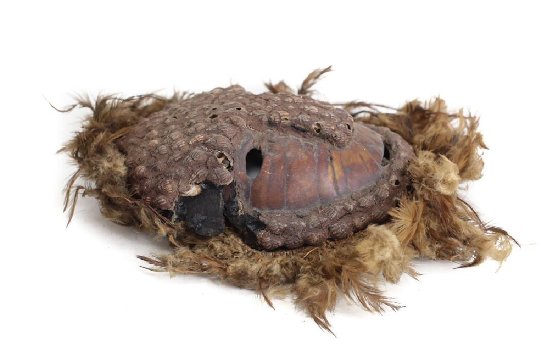 Mask Papua New Guinea, tortoise shell - 2
