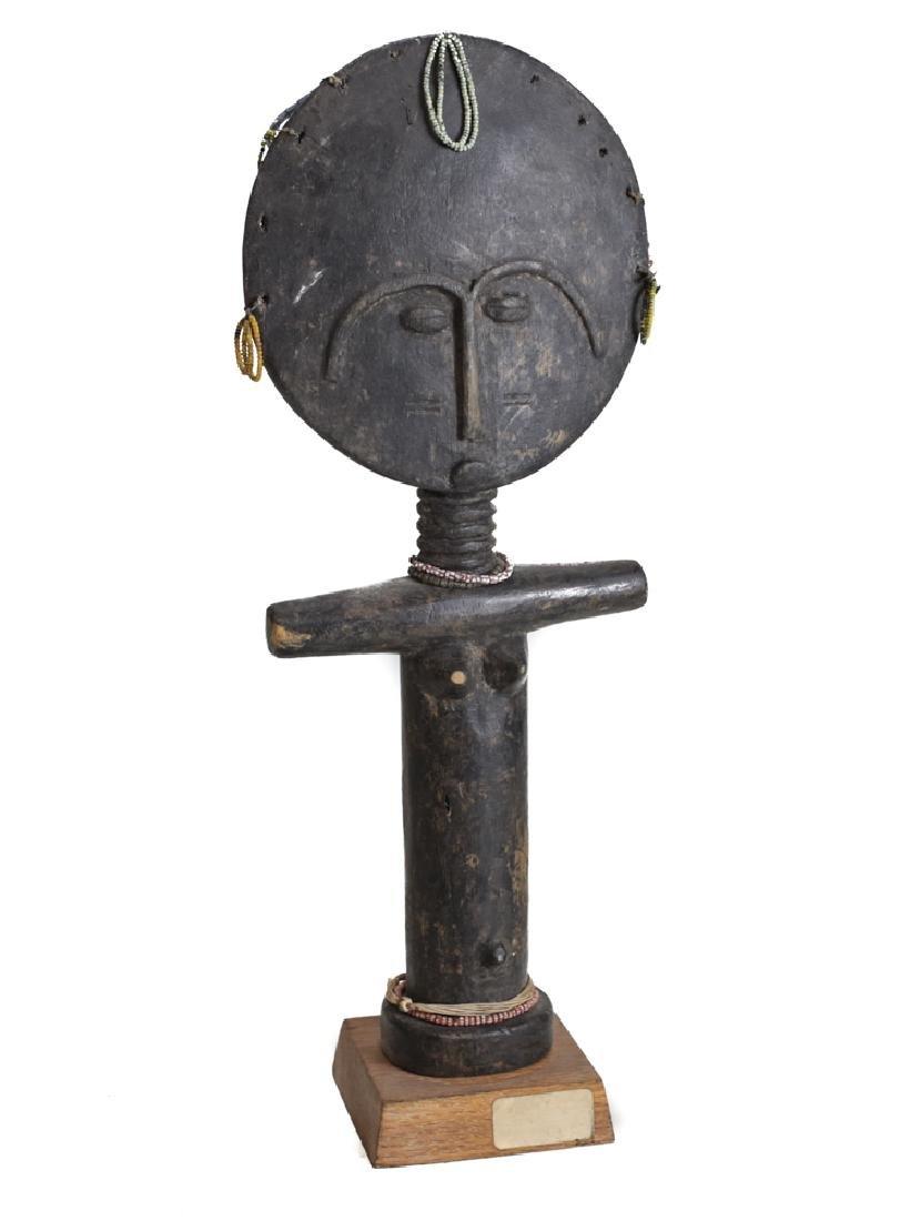 African Ashanti Akuaba Fertility Figure